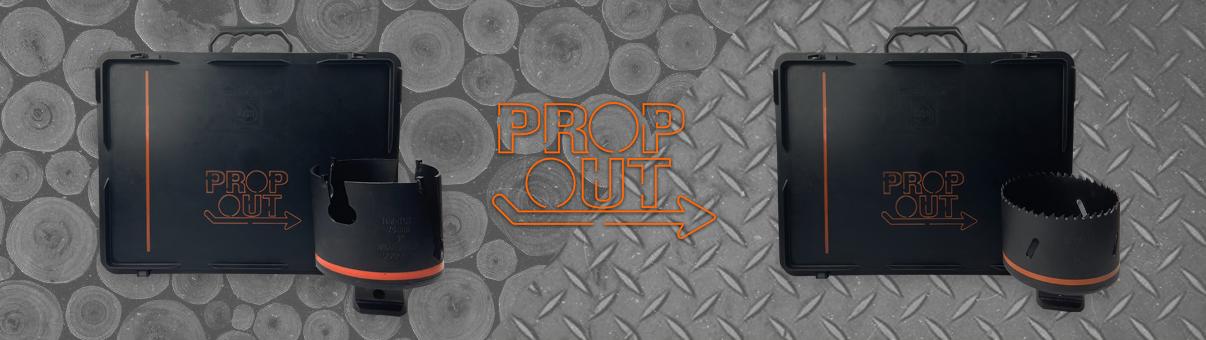 Snel, efficiënt en kostenbesparend – De voordelen van het PropOut gatzaag systeem