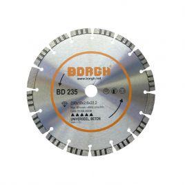 Diamantschijven beton BD235